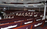 Greater Beulah Baptist Church in Alabama